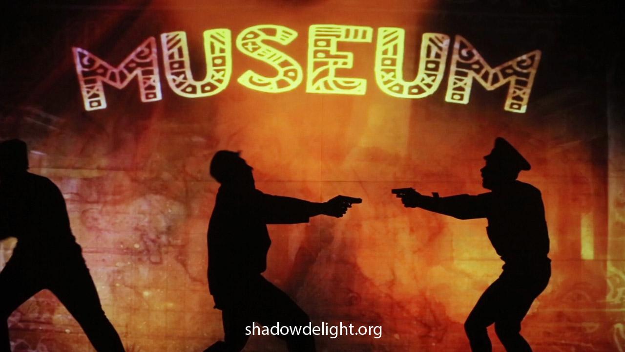 Shadow theatre Delight - Museum